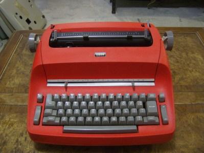 Refurbished Ibm Selectric Model 72 721 11 Quot Typewriter
